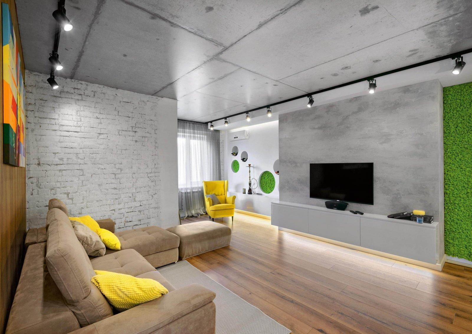 Потолок крашеный бетон запас при заказе бетона